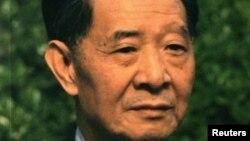 Hu Yaobang (Reuters).