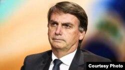 Jair Bolsonaro, candidato presidencial por el Partido Social Liberal. (Foto: El Nacional)