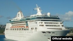 La línea de cruceros Royal Caribbean ha pospuesto los planes de enviar a Cuba al Empress of the Seas.