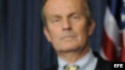 El representante republicano por Missouri Todd Akin.