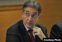 Fernando Pimentel, ministro brasileño de Desarrollo, Industria y Comercio