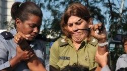 Laura Labrada Pollán cuenta sobre su interrogatorio policial