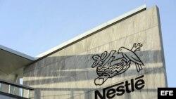 Sede de la multinacional suiza Nestlé en Vevey, Suiza.