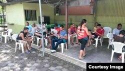 Nuevos campamentos en Costa Rica para migrantes cubanos.