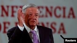 Andrés Manuel López Obrador. Foto Archivo. REUTERS/Henry Romero
