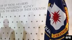 Sede de la Agencia Central de Inteligencia (CIA), en Langley (EEUU), Virginia.