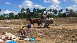 Crisis energética golpea aún más la recogida de basura en Cuba