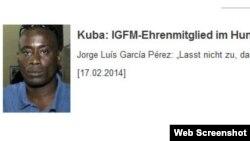 Campaña de la IGFM por Antúnez