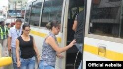 Panamá ha interceptado a unos 178 cubanos que permanecían en el país de forma irregular. (Servicio Nacional de Migración de Panamá)