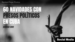 Observatorio Cubano de Derechos Humanos inicia campaña por presos políticos cubanos.