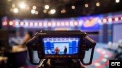 Debate presidencial. (Archivo)