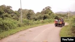 Carreteras Reporta Cuba Tomado de You Tube