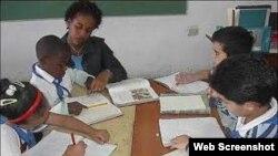 Cuba a pocos días de curso escolar 2013-2014