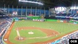 Estadio de los Miami Marlins