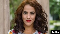 Mónica Baró Sánchez. (Foto Perfil de Twitter)
