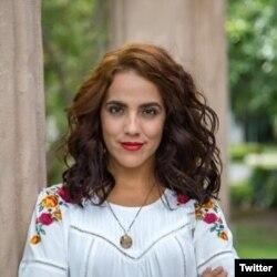 Mónica Baró Sánchez. (Twitter)