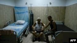 Hospital en Venezuela. (Archivo)