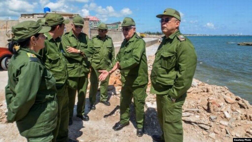 Kubanisches Militärangehörige aus der strategischen Ost-Region (Symbolbild)   Bildquelle: https://t1p.de/kz3i © RTVMartí   Bilder sind in der Regel urheberrechtlich geschützt