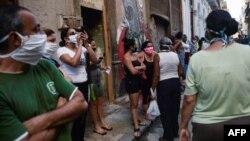 Cuba, a un año del destape de la pandemia