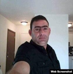 Makbel Grau Rodríguez, exoficial de policía en Cuba, denunciado como residente en Tampa, EEUU.