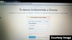 El miedo controla la Web en Cuba/Mario Hechavarria Driggs