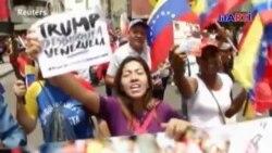 Maduro pone sanciones de Trump como pretexto y se retira de diálogo en Barbados