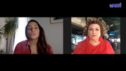 María Salas conversa con Génesis Rodríguez sobre su vida personal y profesional