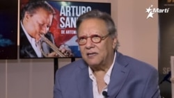 La leyenda del jazz, el trompetista cubano Arturo Sandoval, nos concede una entrevista para Cuba