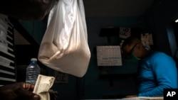 Una bodega en La Habana. (AP Photo/Ramon Espinosa)
