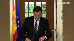 Rajoy comunica la decisión del Rey de abdicar