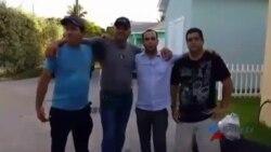 Liberan a inmigrantes cubanos detenidos en Gran Caimán