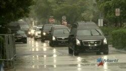 Cortejo fúnebre de Felo Ramírez recorre la Calle Ocho y el estadio de los Marlins