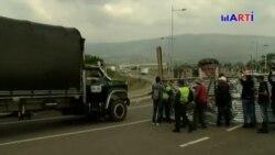 Fuentes aseguran sí entra ayuda a Venezuela desde Colombia