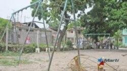 UNPACU advierte de peligroso parque infantil en Santiago de Cuba