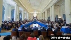Reunión de consulta de Cancilleres de la OEA sobre situación en Venezuela. (Foto: OEA)