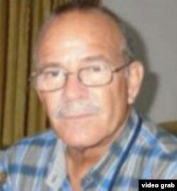 Dr. Jorge Delgado Bustillo, jefe de la brigada médica cubana en Sierra Leona.
