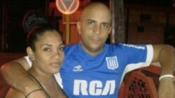 Yenisey Jiménez, sobre golpiza en prisión a su esposo Geordanis Muñoz.