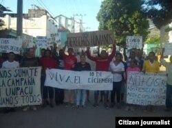 Reporta Cuba Palma Soriano por #DDHHCuba