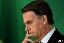 Jair Bolsonaro, presidente electo de Brasil.