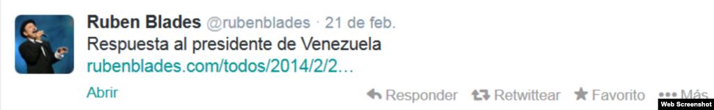 Solidarios con Venezuela