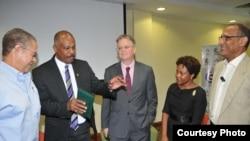 UWI Forum on Brexit dentro de la conferencia del CARICOM