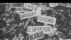 VIDEO ARCHIVO. Fidel Castro anuncia la confiscación de propiedades americanas en Cuba