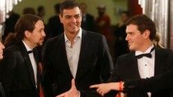 España: !Aparta de ti este Cáliz!