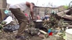 ¿Cómo sobreviven los pobladores de Baracoa después del paso del huracán Matthew?