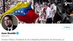 Guaidó, señala que el proceso de acuerdo y la búsqueda de justicia se deben dar de forma simultánea