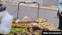 Ventas carretillla Reporta Cuba You Tube