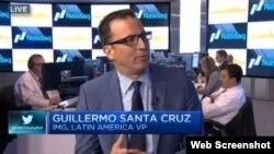 Guillermo Santa Cruz.