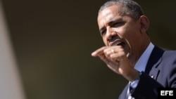 Obama promueve en Berlín un mundo libre de armas nucleares
