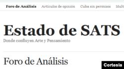 Garrincha, Pong y Katungo en Estado de Sats