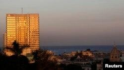 El hotel Meliá Cohiba en La Habana. Foto Archivo